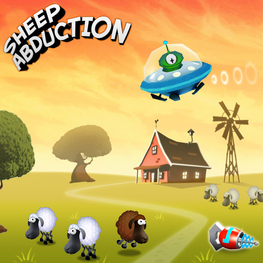Sheep Abduction app icon